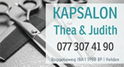 Kapsalon Thea & Judith