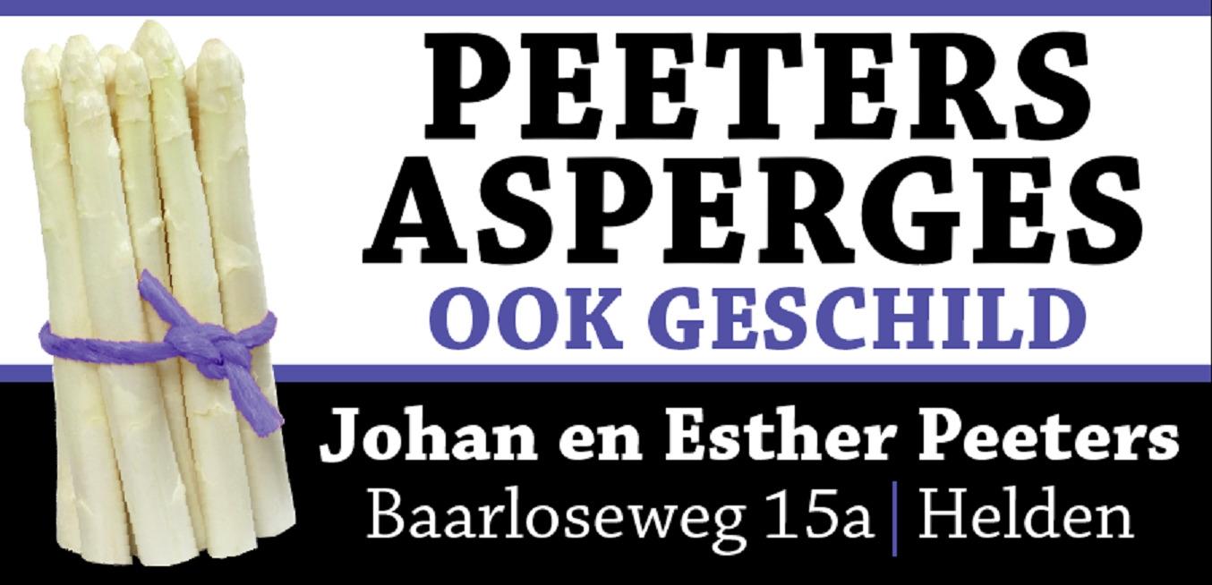 Peeters Asperges